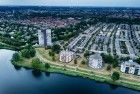 Filmwijk in Almere from my drone