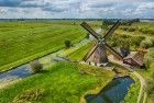 Meermolen de Onrust from my drone
