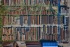 Sheet piling tetris from my drone