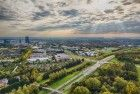 Almere from my drone in autumn