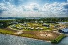 Camping Waterhout from my drone