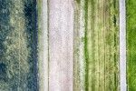 Abstract beach patterns from my drone