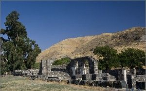 Church in Kursi