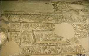Mosaic in Zippori