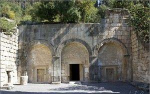 Beit She'arim shrine