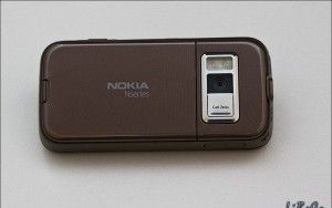 My new Nokia N85