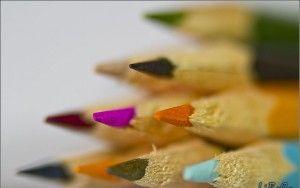Range of colours