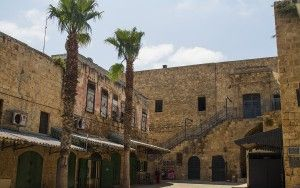 Old city of Akko
