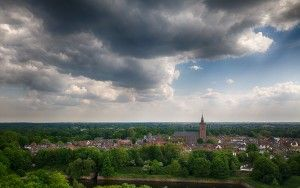 Naarden-Vesting HDR by drone