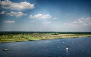 Droning over Gooimeer