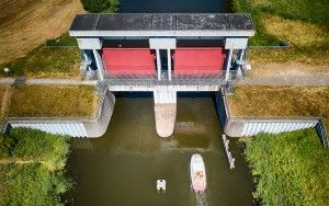 Hoge Knarsluis from my drone
