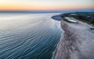 Hargen aan zee from my drone