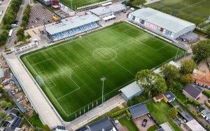 SV Spakenburg stadium from my drone