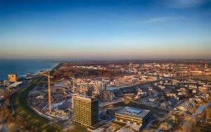 Almere Duin from my drone
