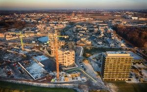 Almere-Duin from my drone