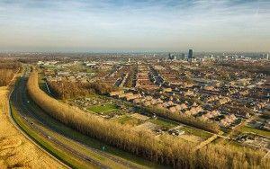 Kruidenwijk from my drone