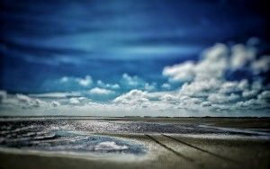 Beach on Terschelling