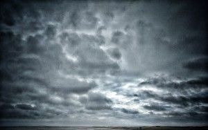 Cloudy day on Terschelling