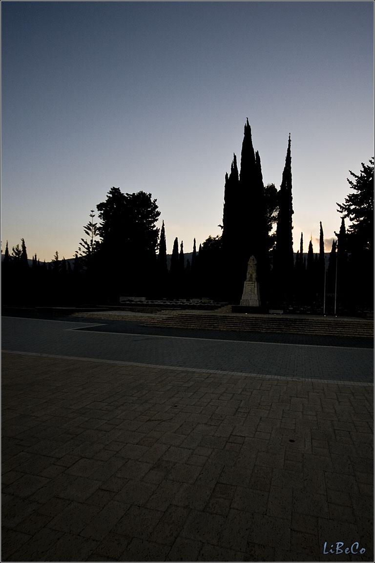 Tel Hai cemetery