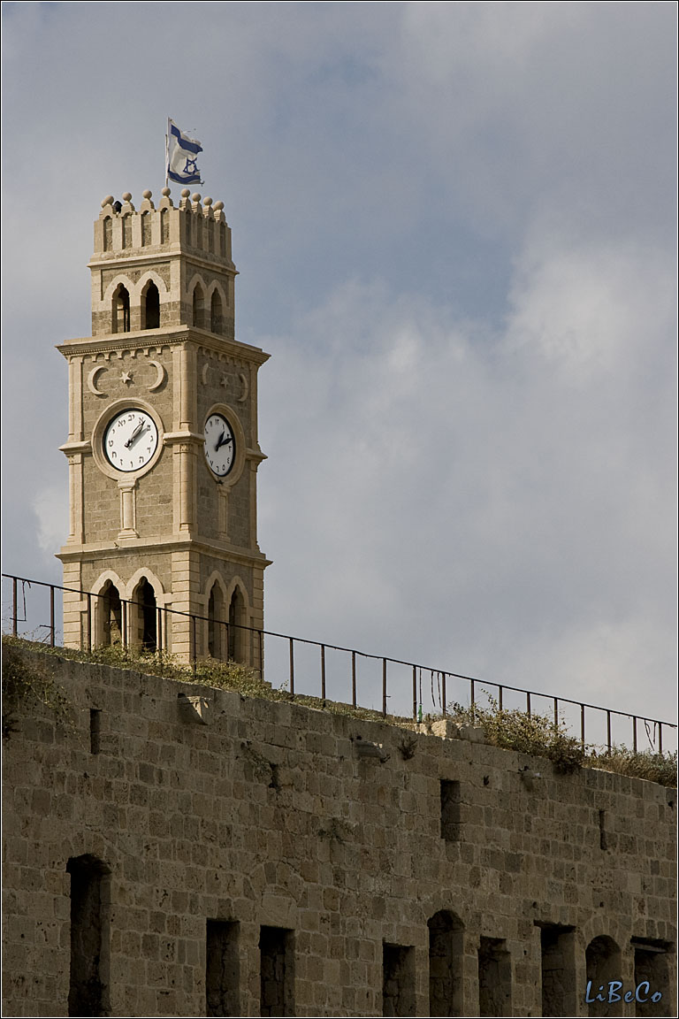 Tower in Akko