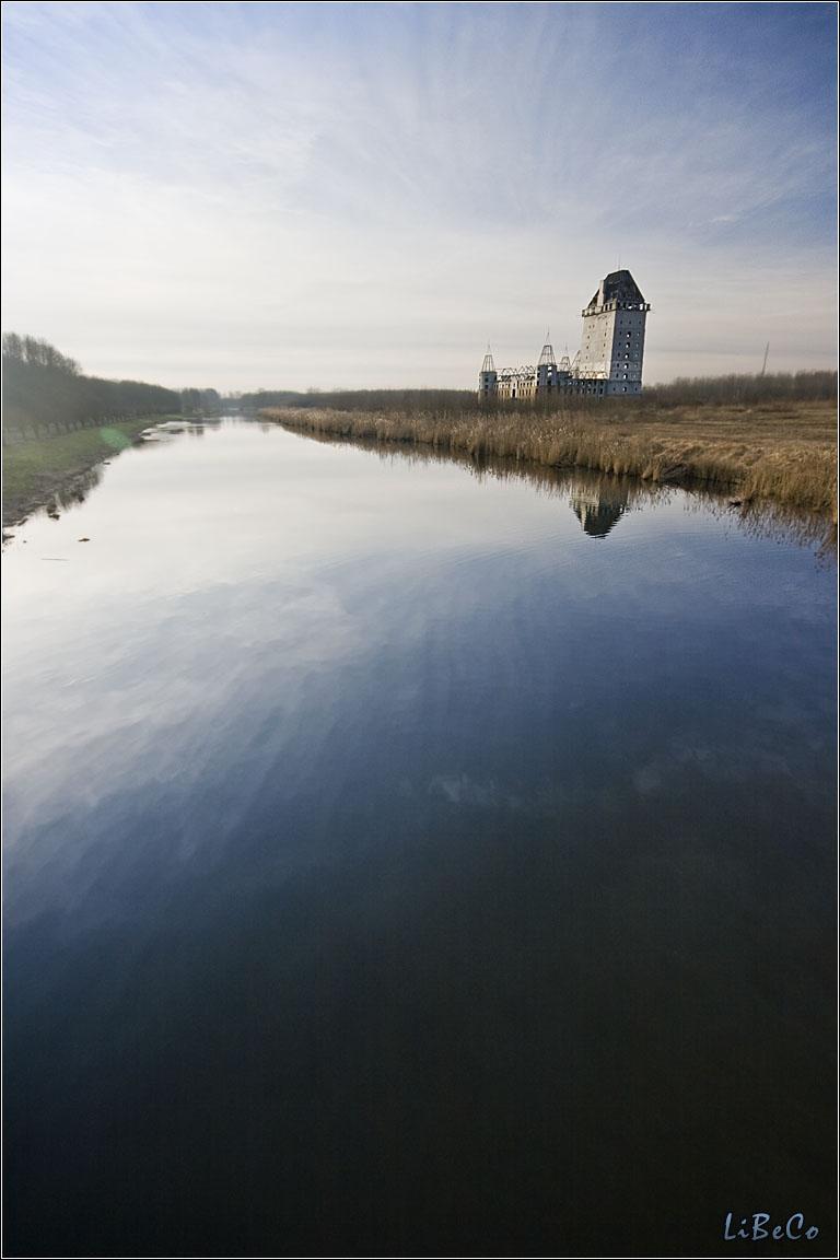 Castle in Almere