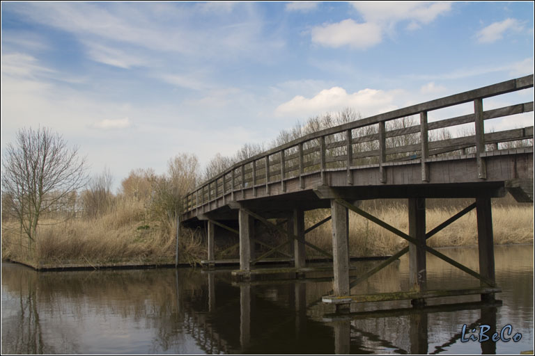 Bridge near castle
