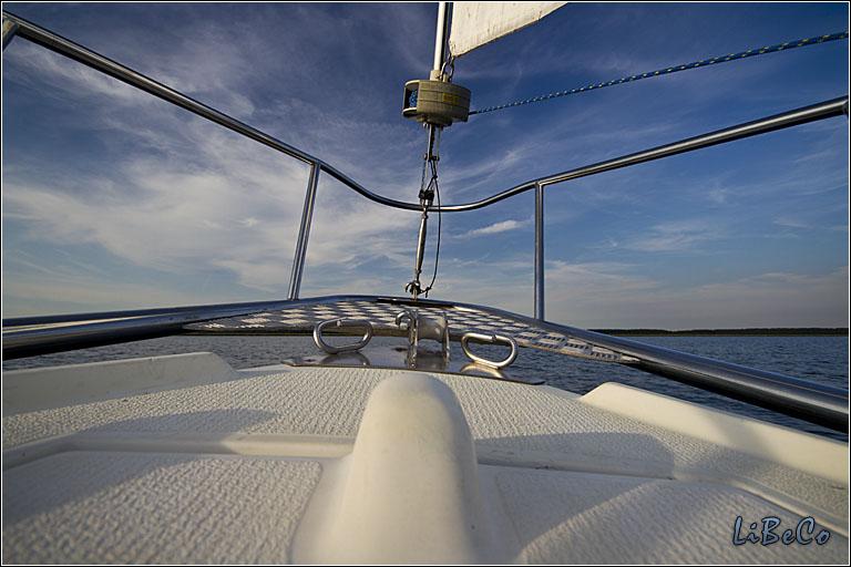 Sailing on Gooimeer
