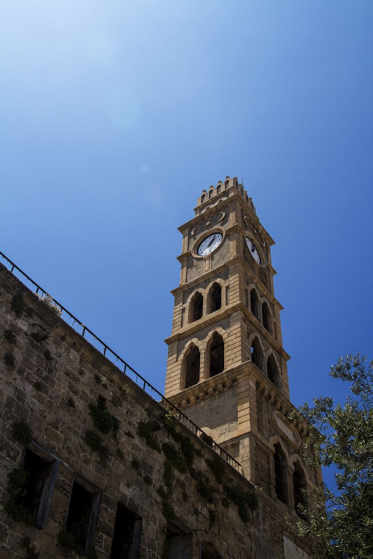 Tower in Akki