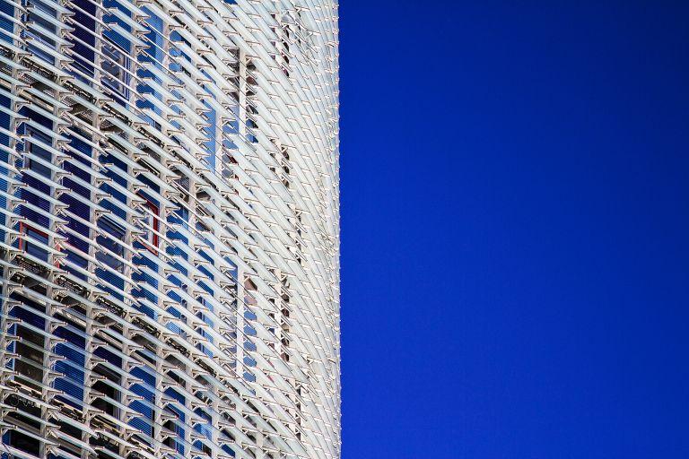 Torre Glòries.