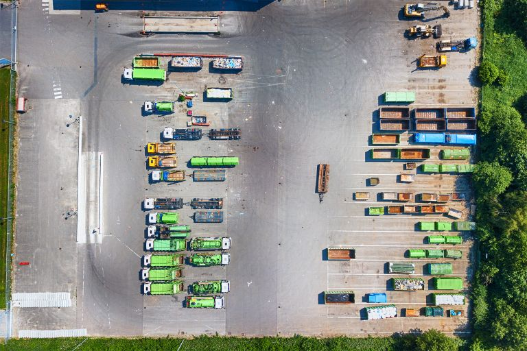 Tetris from my drone