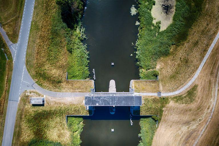 Hoge Knarsluis from my drone