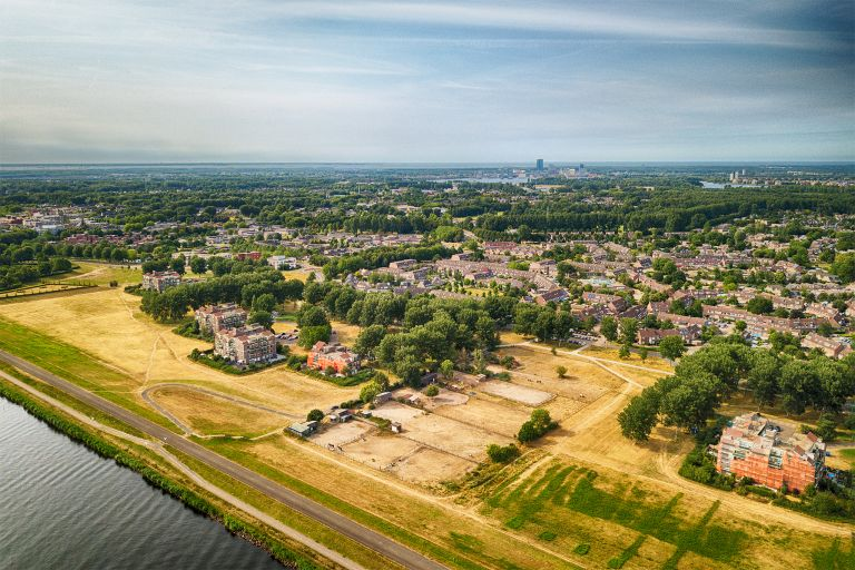 Almere-Haven from my drone