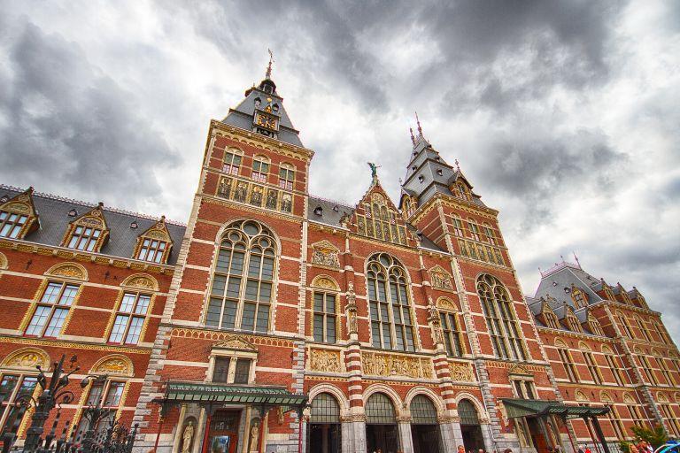 Rijksmuseum facade