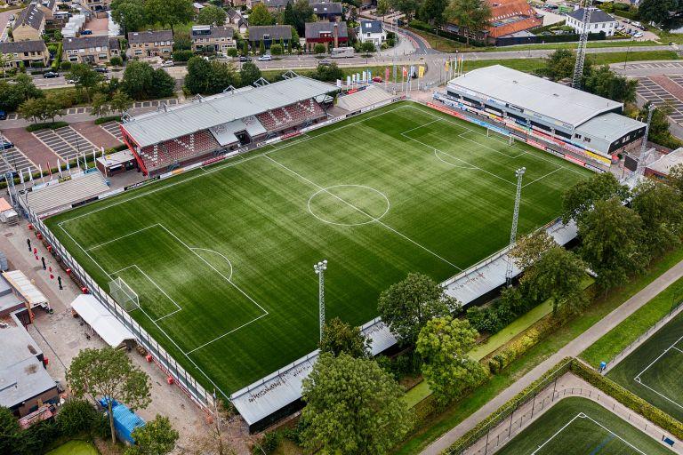 IJsselmeervogels stadium from my drone