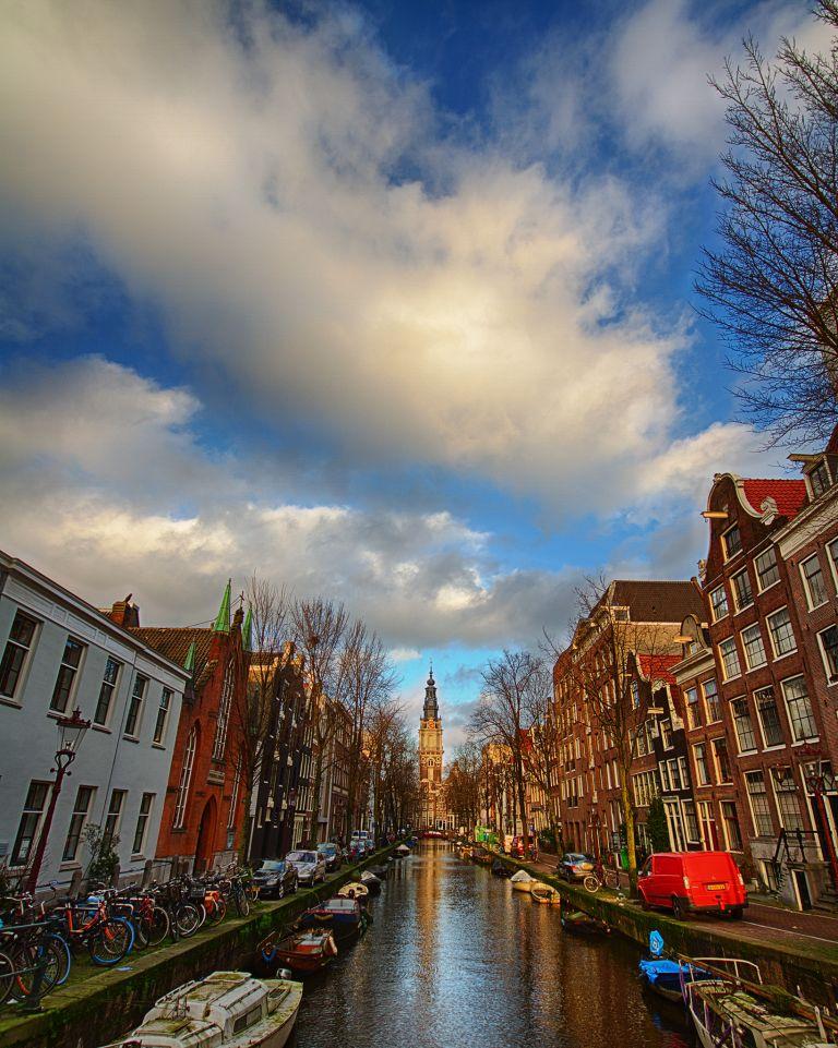 Zuiderkerk in Amsterdam