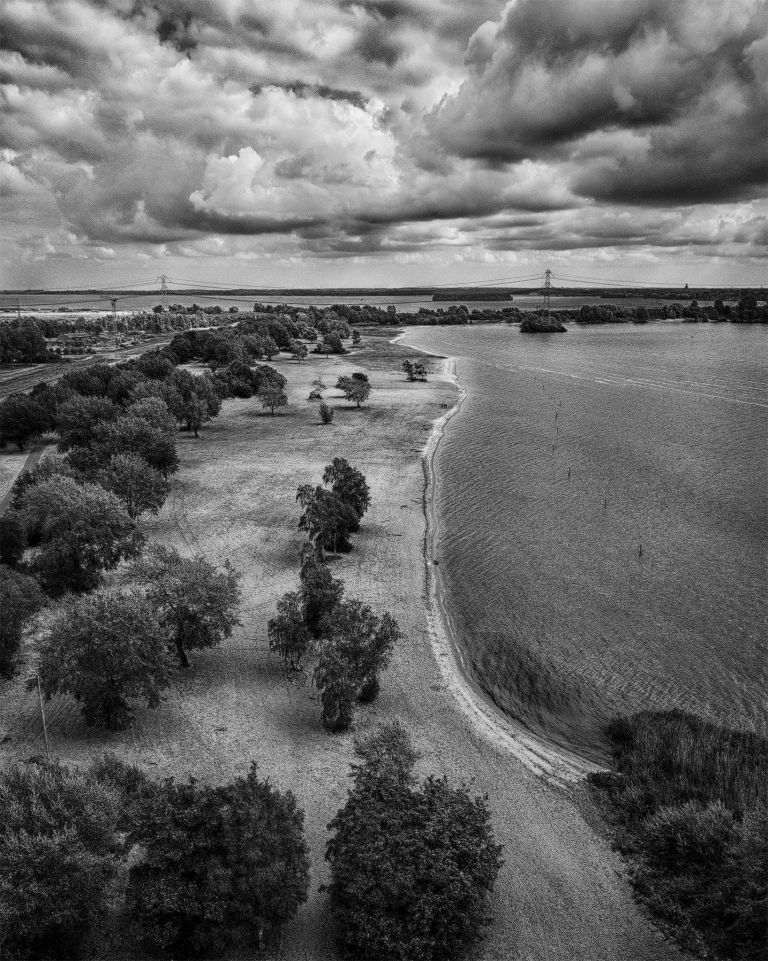 Almeerderstrand from my drone