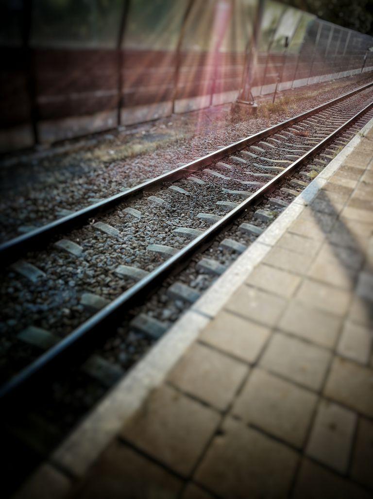 Train delay