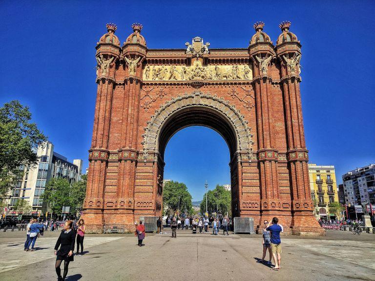 Arc de Triomf